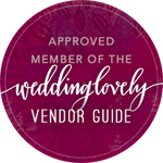 Badge WeddingLovely