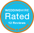 Badge WeddingWire